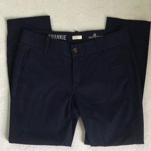 J crew pants size 6P